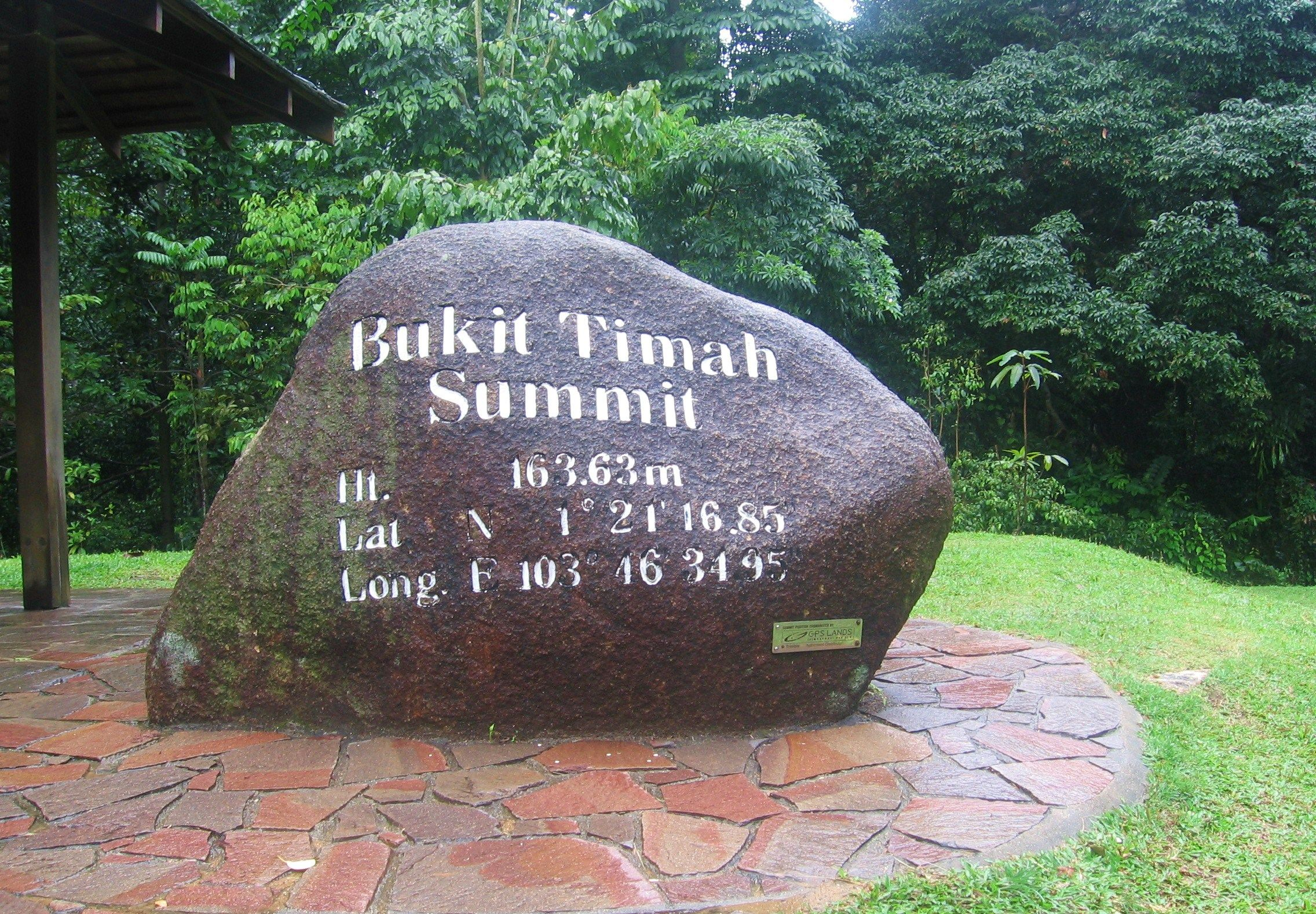 Bukit Timah Hill is one stop on the Western Adventure Loop.