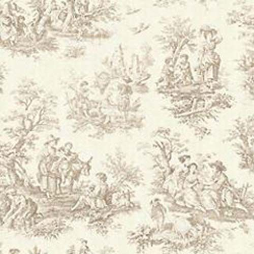 Image Detail For Waverly Country Life Linen Toile Home Decorating Fabric Texas Toile Wallpaper Red Toile Toile Fabric