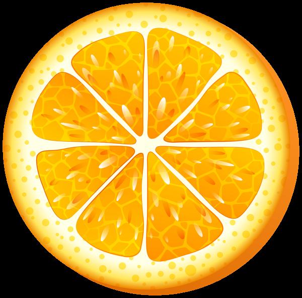 Orange Slice Png Clip Art Transparent Image Clip Art Orange Slices Disney Pop Art
