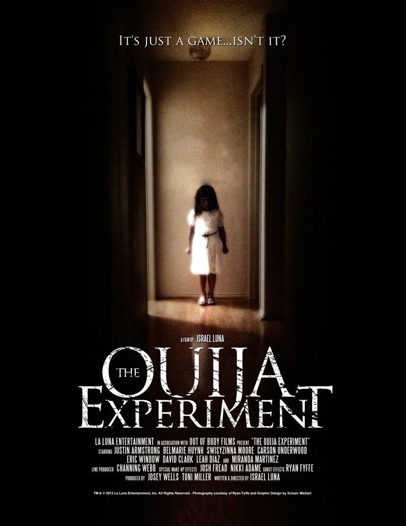 The Ouija Experiment: Film student Brandon and four friends