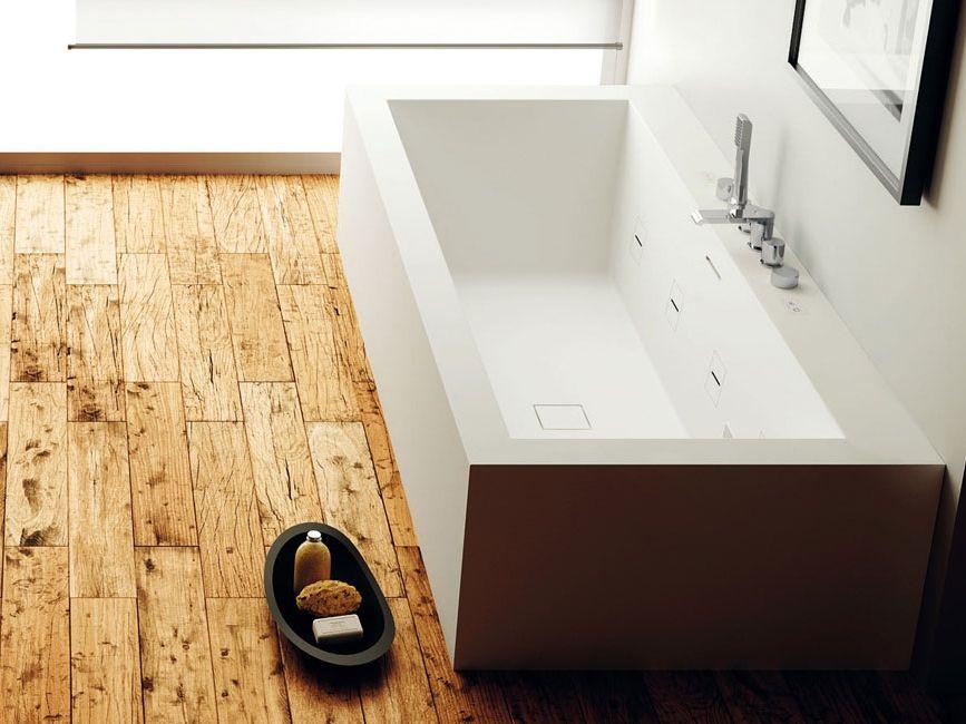 Vasche Da Bagno Da Incasso Teuco : Vasca da bagno rettangolare collezione paper by teuco guzzini