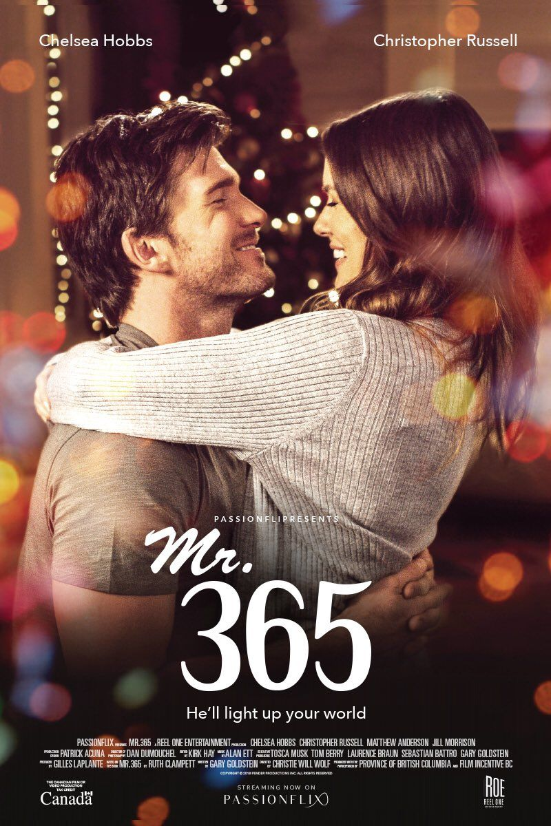 The Official Mr 365 Poster Best Romantic Movies Romantic
