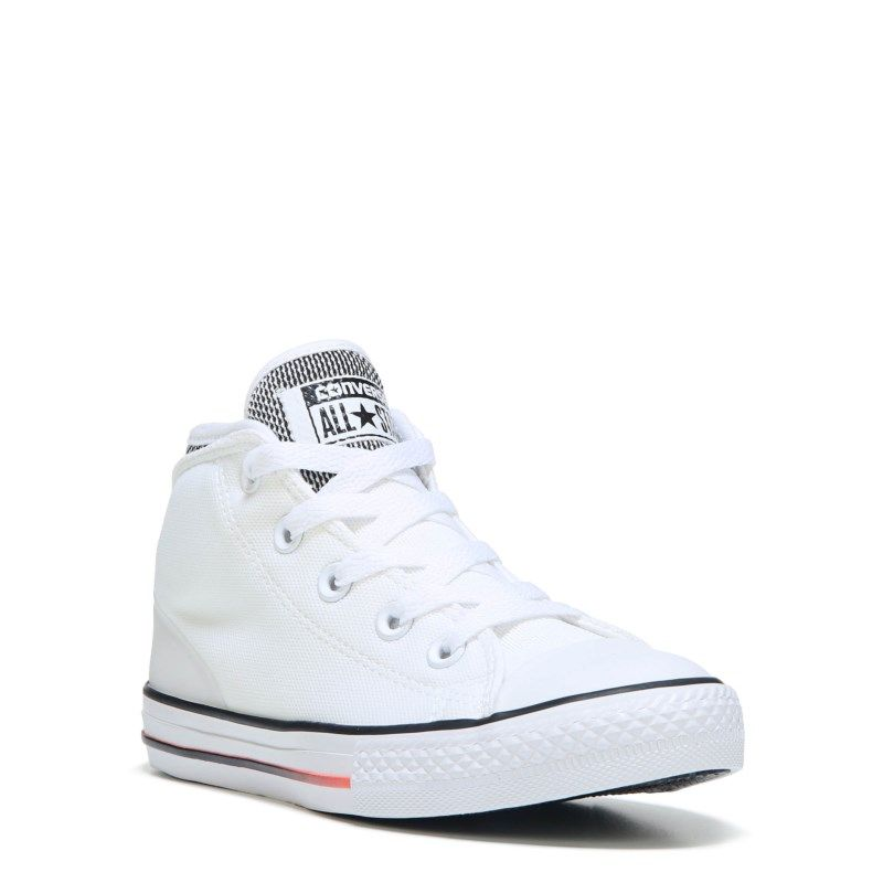 Kids' Chuck Taylor All Star Syde Street High Top Sneaker #whiteallstars