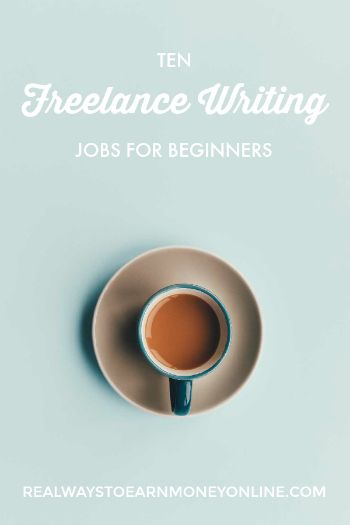 Freelance writing jobs for beginners 10 useful resources - Online design jobs work from home ...