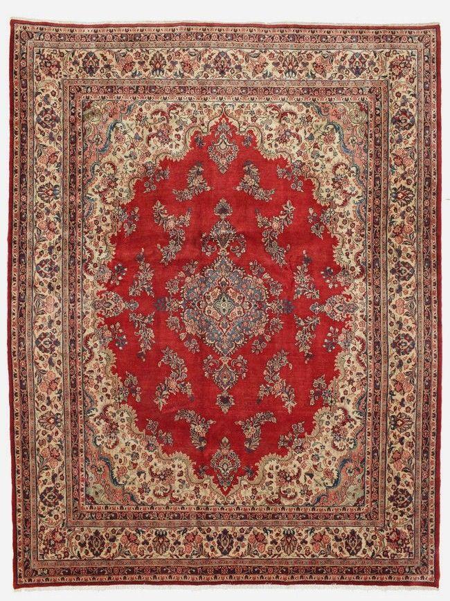 Persian Hamedan Shahrbaf Rug