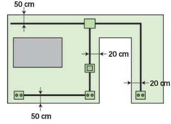 Instalacion electrica domestica pinteres - Instalacion electrica domestica ...