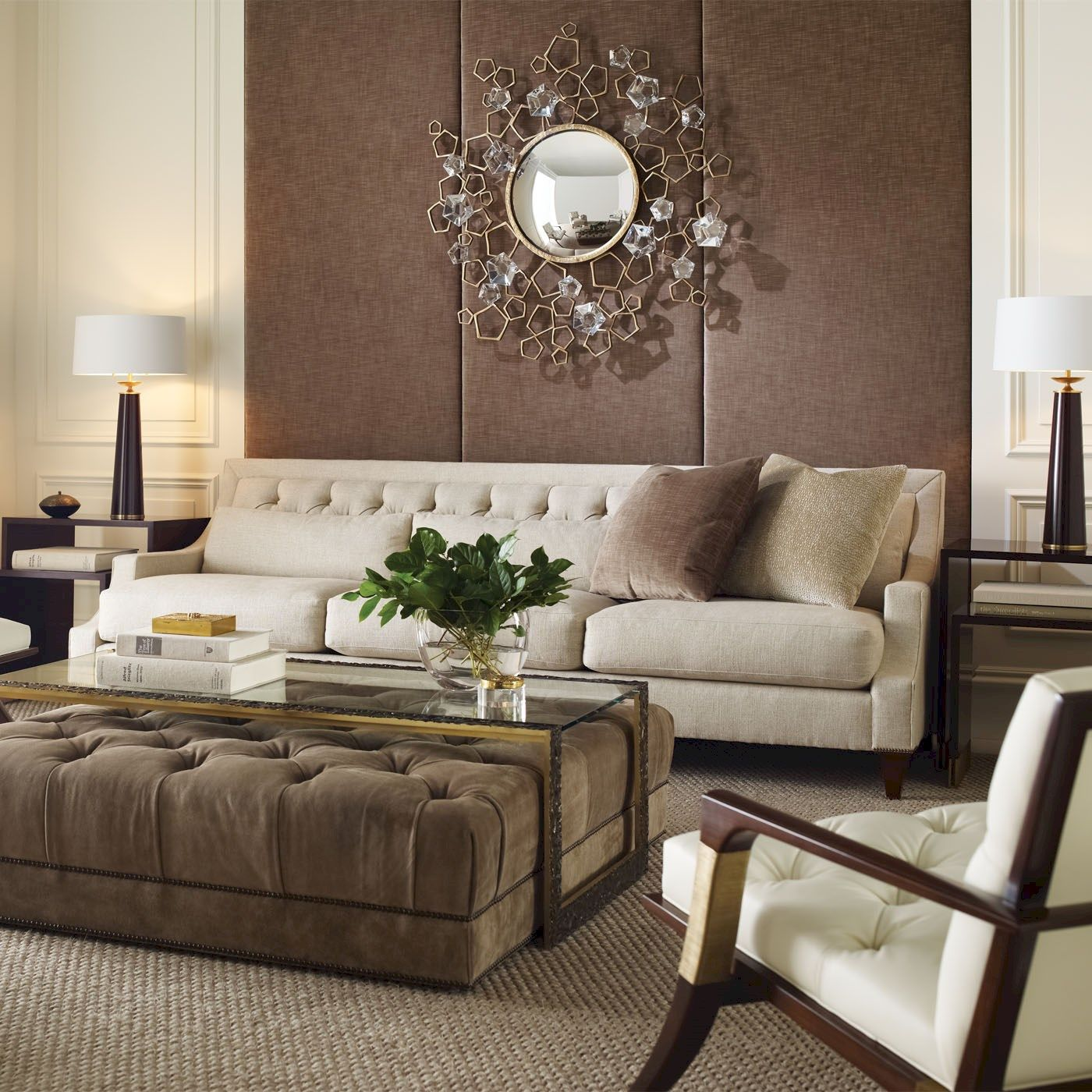 The Thomas Pheasant Collection Baker Furniture Suite 60 Michigan Design Center Baker Furniture Home Furnishings Living Room Inspiration