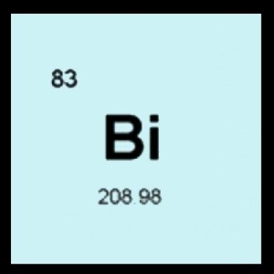 Bismuth Chemical Symbol All things chemical Pinterest Bismuth - fresh periodic table titanium atomic mass