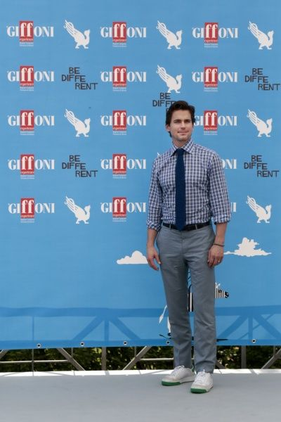 | Matt Bomer | Giffoni Film Festival | 19-Julio-2014 | Italia |