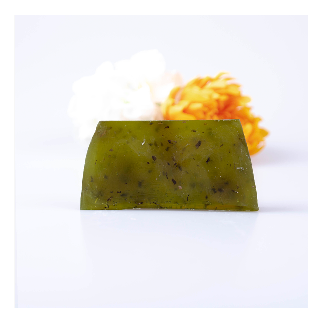 Green Tea Luxury Soap Bar has a leathery foam that will leave your skin feeling smooth cleansed and healthy with pleasant natural green tea essential oil fragrance. Also known for its antioxidants and anti-inflammatory properties.      #matcha #tea #healthy #organic #teatime #greenlife #greenhour  #handcrafted #luxury #artisan #beautiful  #skincare #handmadesoap #essentialoils #coldprocesssoap