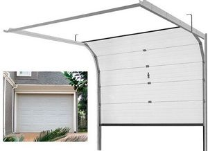 How To Fix Garage Door Tension Dengan Gambar Garasi