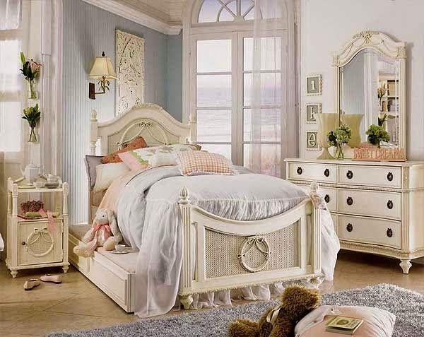 Camere Da Letto Shabby Chic Moderno : Boiserie c camere da letto idee per ricreare lo stile