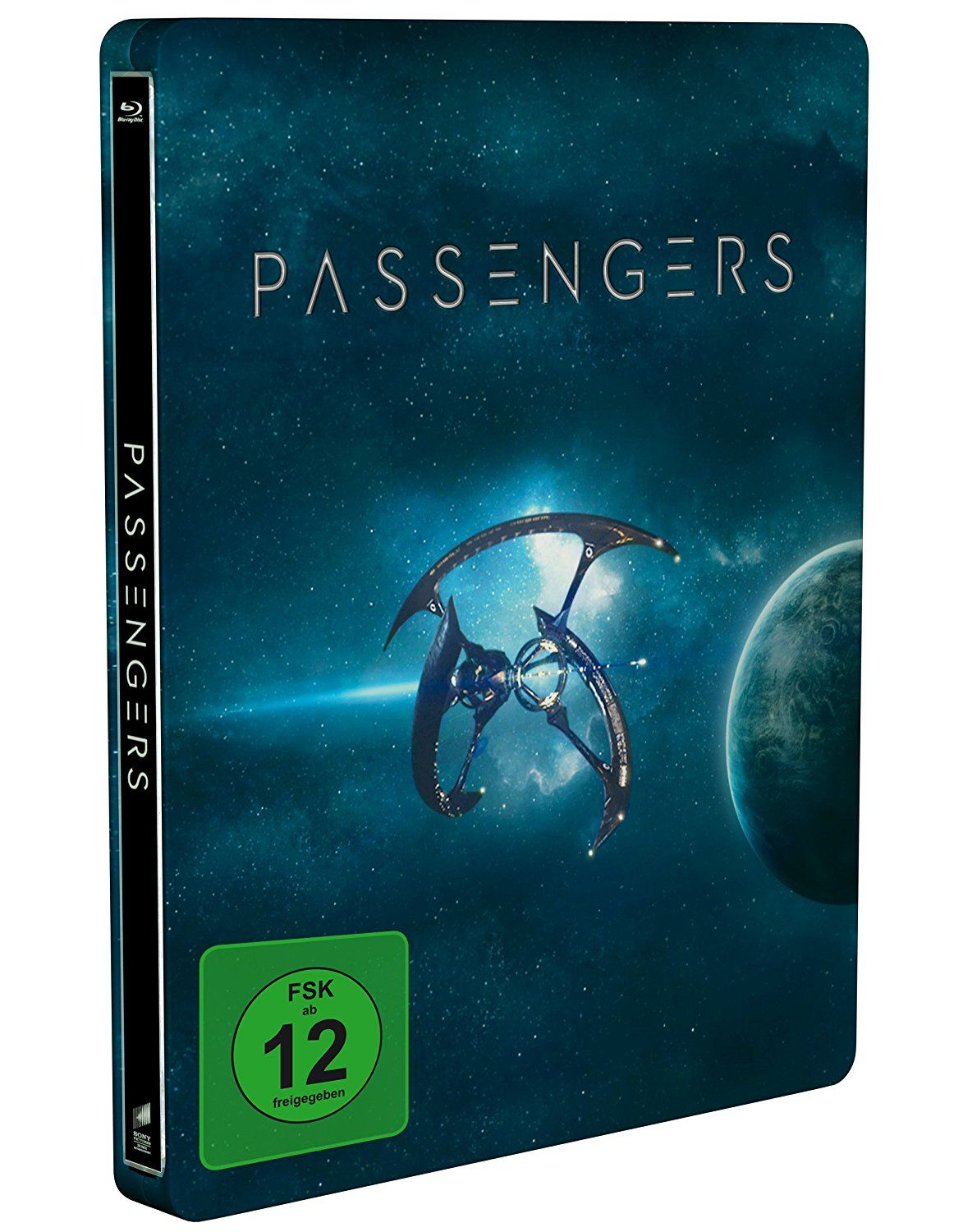 Passengers 2D/3D (2016) (Steelbook) Passengers movie