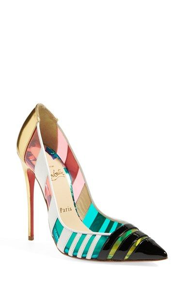 4e55b0a4d9c Free shipping and returns on Christian Louboutin  Bandy  Pointy Toe Pump at  Nordstrom.com.  p  B STYLE
