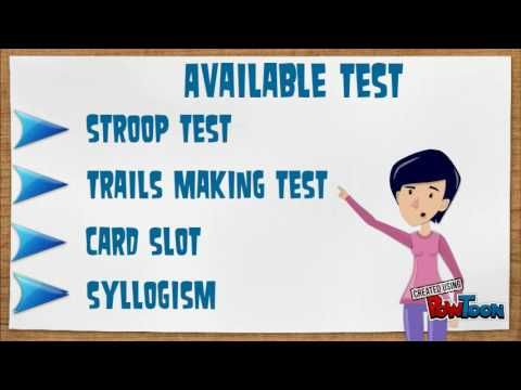 Psychological Test Online by CogQuiz We have strived to make easy to
