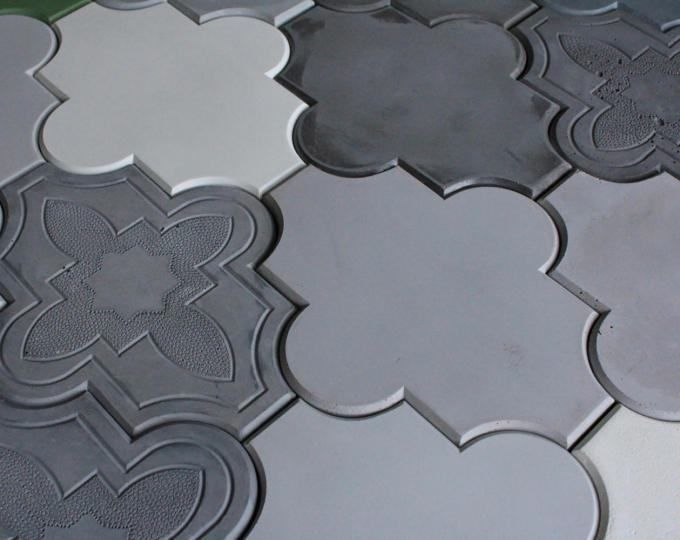 Decorative Tiles For Wall Concrete Tiles _ Backsplash Tiles _ Decorative Tiles _ Wall Decor