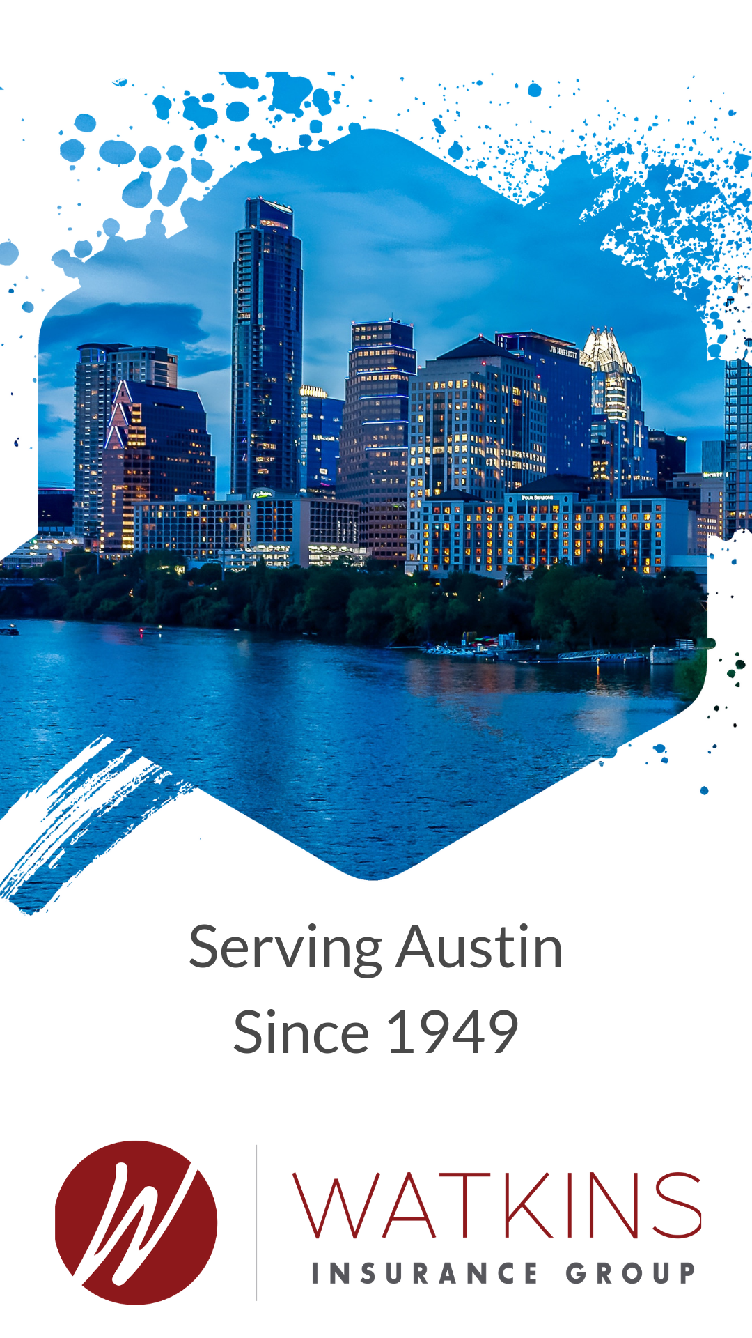 Since 1949, we have been a part of the fabric of Austin