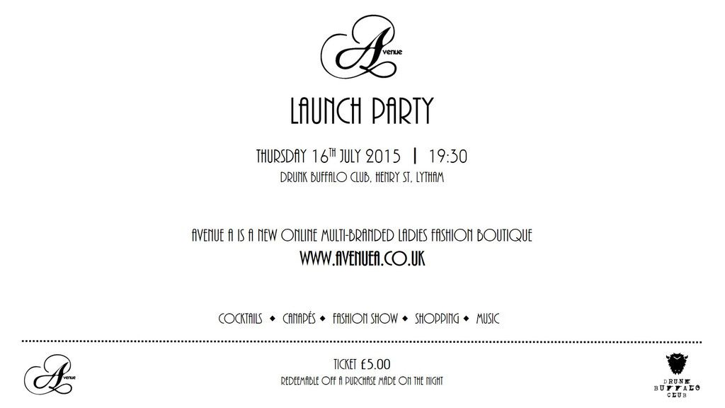 invitationupdatedx ×  fashion pr, party invitations