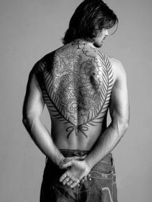 arie boomsma tattoo