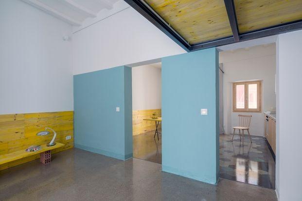 G-ROC: el cuarto apartamento de nook architects en el Gótico.