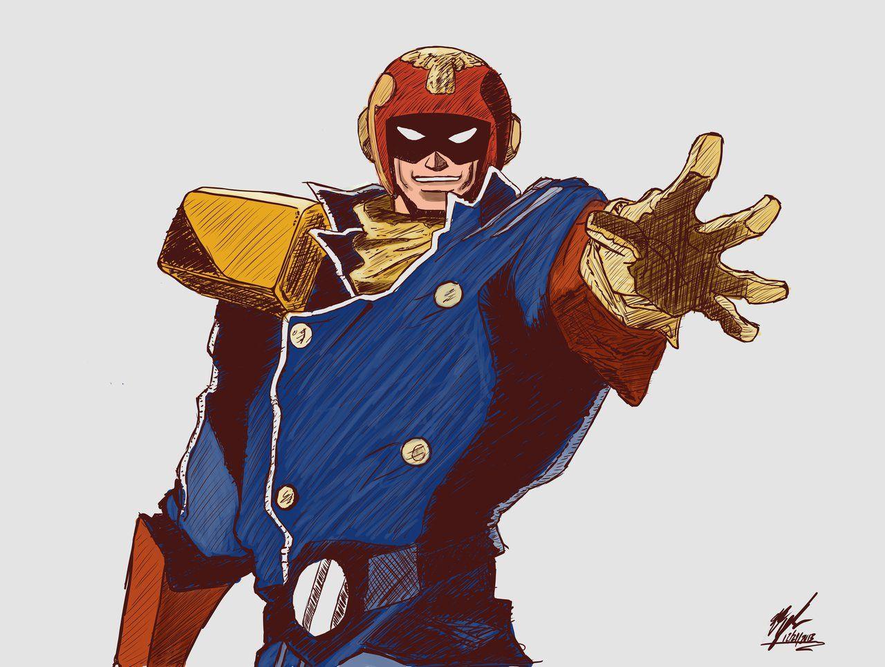 captain falcon frame data