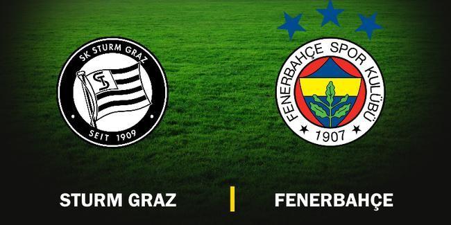 Uefa Avrupa Ligi On Eleme Sturm Graz Fenerbahce Tarih 27 07 2017 Saat 20 00 Stad Stadion Graz Liebenau Graz T Graz Sport Team Logos Juventus Logo
