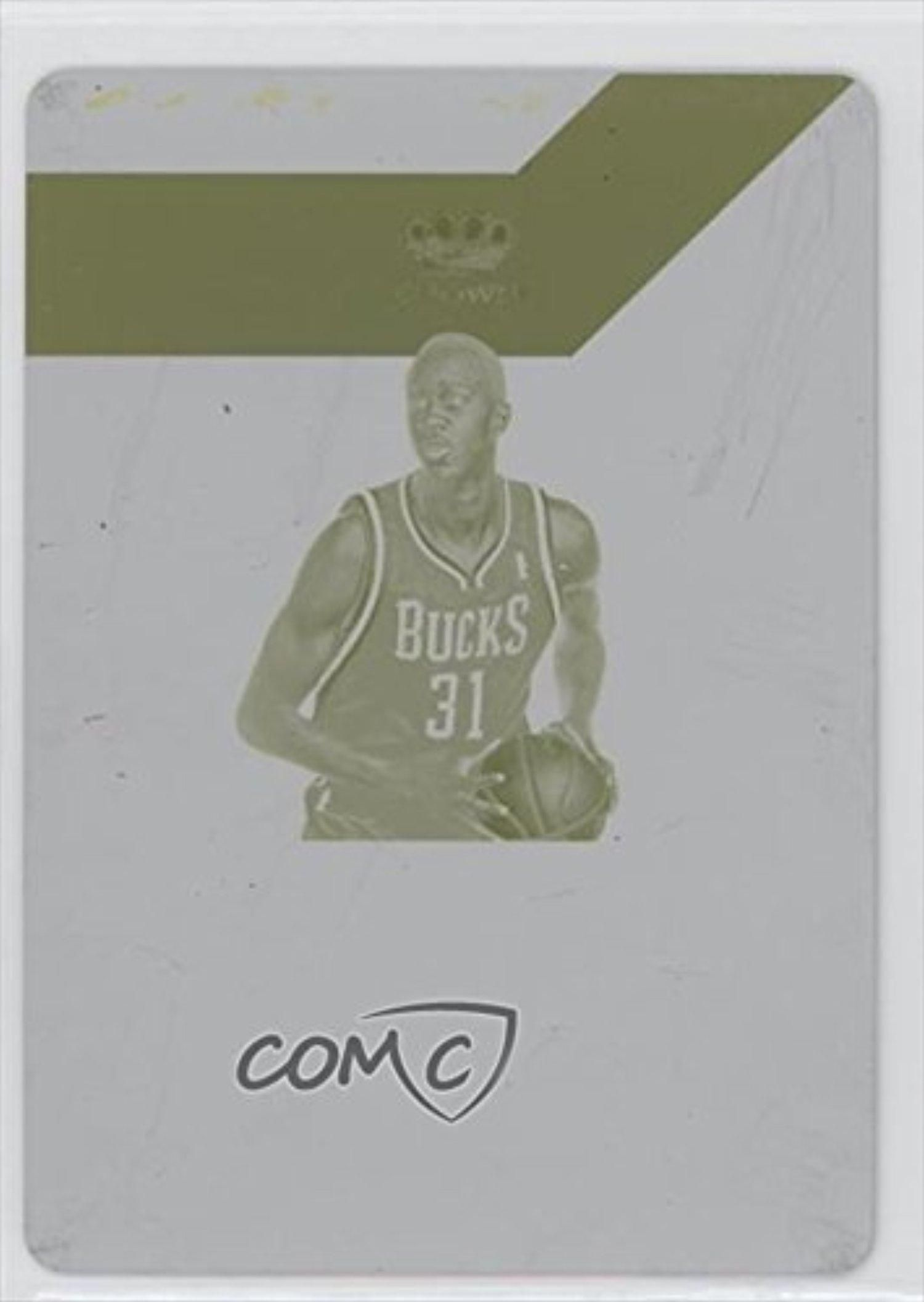 Brought to you by Avarsha.com: <div><div>2012-13 Panini Preferred Panini's Choice Award Printing Plate Yellow #502 - John Henson</div><ul><li>Serial #1/1</li><li>Sport: Basketball</li><li>Great for any John Henson fan</li><li>This is a collectible trading card. Click the images to see the codition of the actual item you will receive.</li></ul><div>Serial #1/1</div></div>