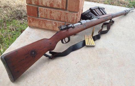 Gewehr 98 WWI WW1 G98 Mauser | Beautiful barrels | Guns, Ww2 weapons