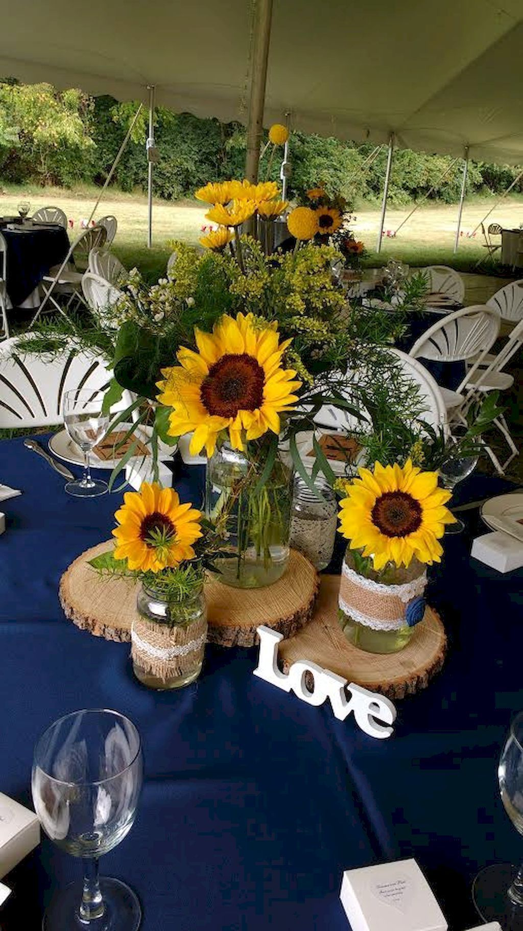 101+ Country Rustic Sunflower Wedding Theme Ideas