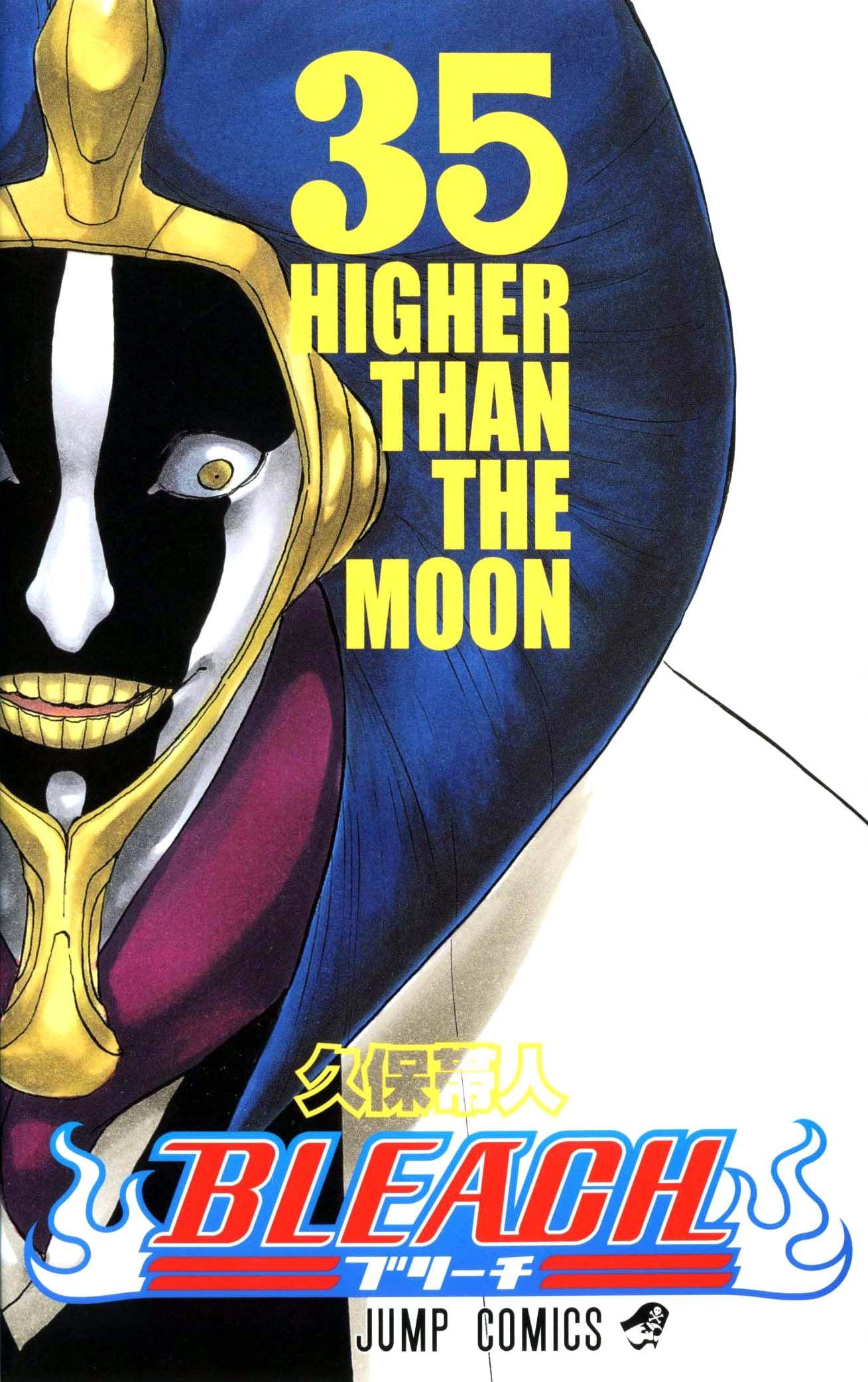 Bleach Manga Vol. 35 - Higher Than the Moon