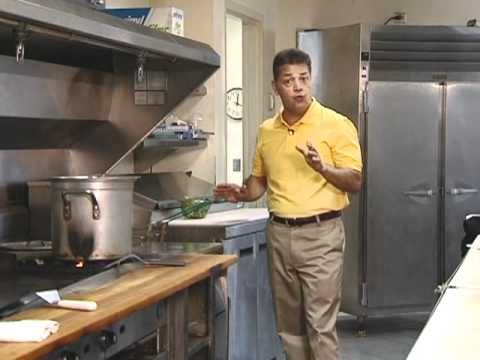 This Video Describes How To Be Safe In A Kitchen This Video Also