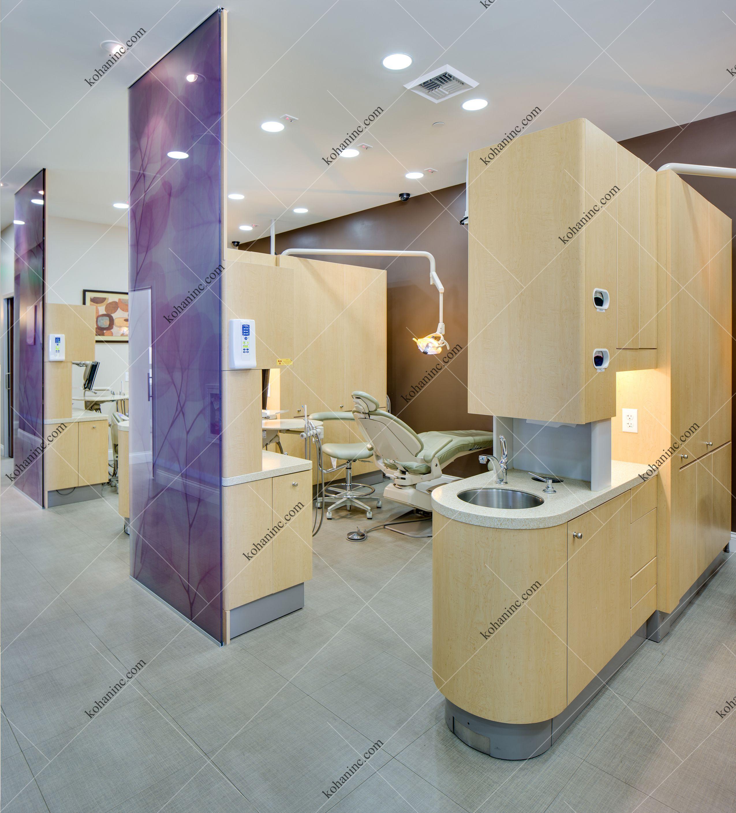 Dental Office Designed By Kohan #Officedesign