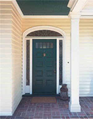 Fairfax and Prince William, VA Front Door Colors | exterior door ...