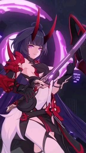#Anime_Wallpapers#HonkaiImpact3rd#miHoyohonkai impact 3rd Raider Mei herrscher of thunder