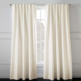 Wholehome 174 Md Kingsley Insulated Pinch Pleated Drapes