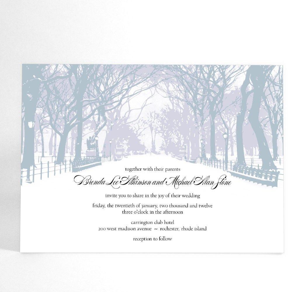 Winter Wonderland Favors | Winter Wonderland Wedding Invitations Uk ...