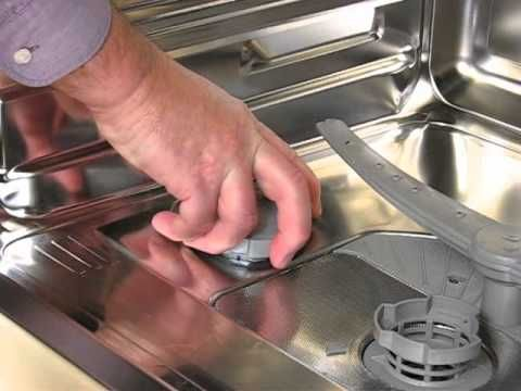 How To Care For Bosch Dishwasher Rinse Aid Large Washing Machine Bosch Dishwashers