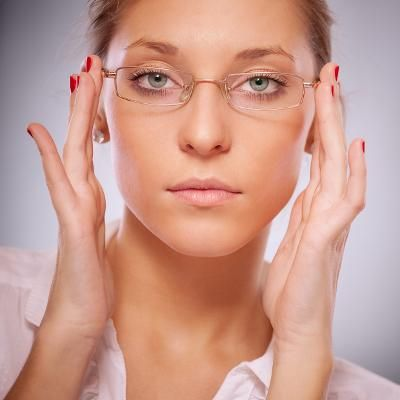 Rimless Glasses For Ladies : New, Must-know Trends in Eyeglass Frames of 2012 Rimless ...