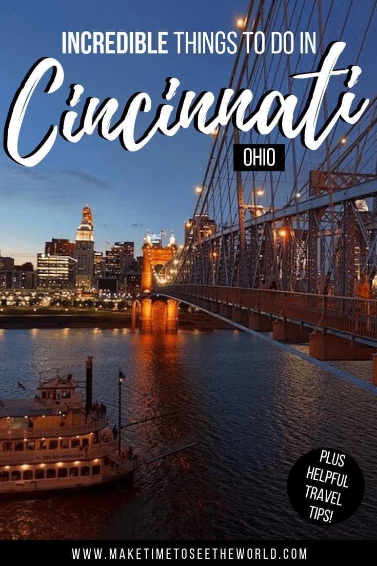 , Fun Things to do in Cincinnati Ohio (  Day Trip Ideas, Travel Couple, Travel Couple