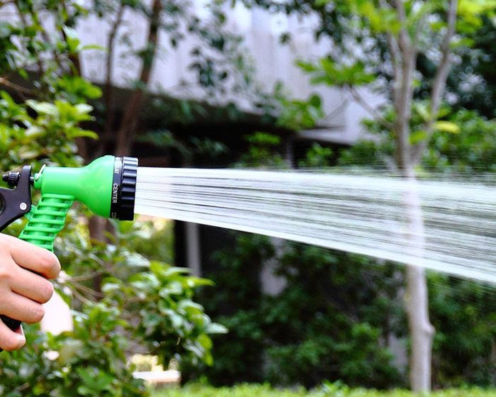 Just US$13.84 buy 75FT Expandable Garden Water Hose Pipe with 7 in 1 Spray Gun online shopping at GearBest.com Mobile. & Expandable Garden Hose Pipe with 7 in 1 Spray Gun - 22.5m ...