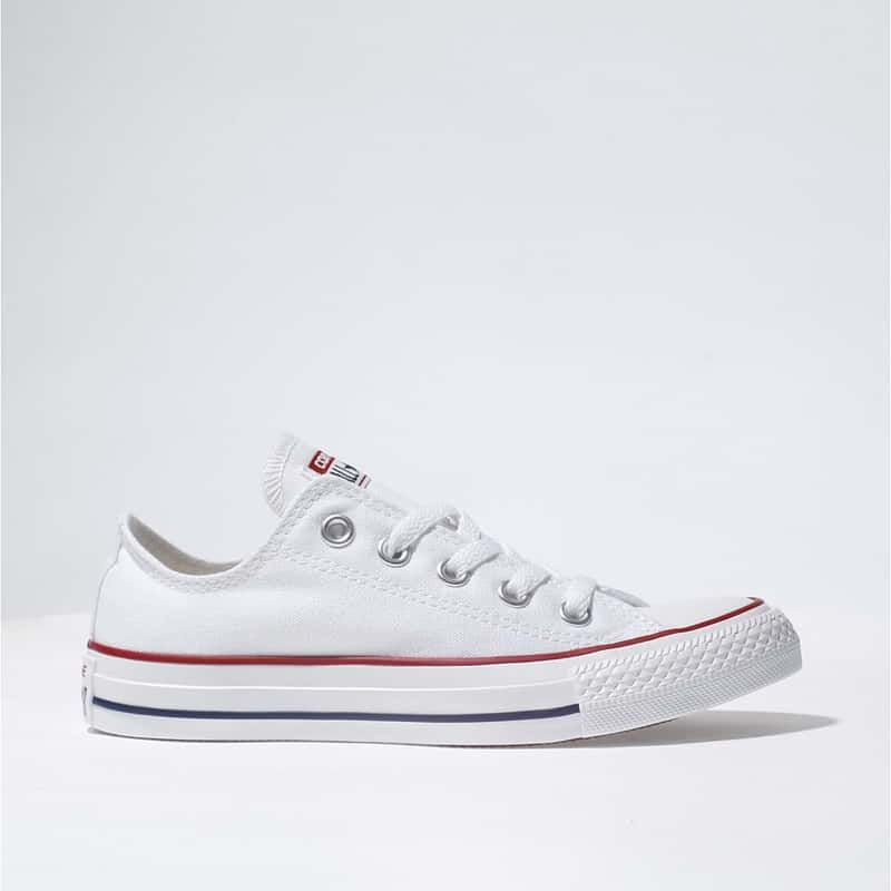 Converse white all star oxford trainers | Womens white