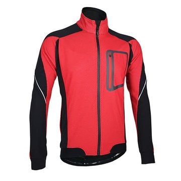 Factory price windproof mountain bikes winter cycling necessary jerseys, wholesale