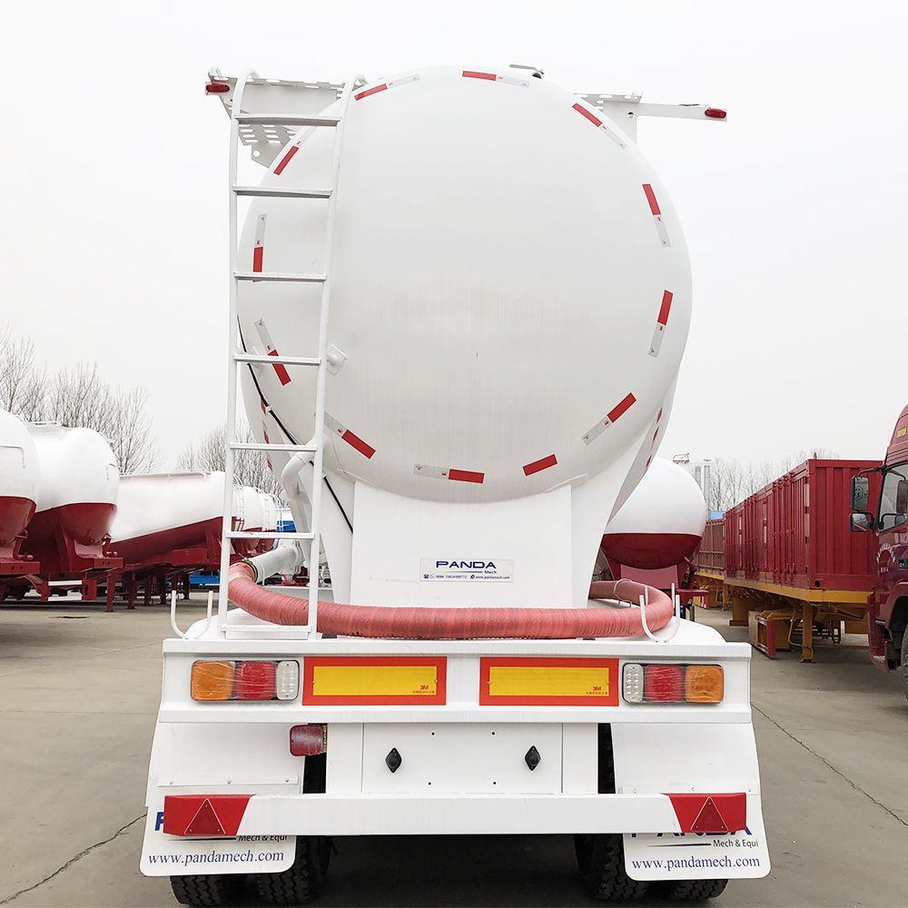 Panda Mech 55 Ton Cement Bulker Truck design, Mech
