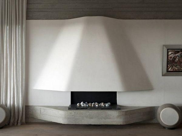 Moderne Luxus Ideen - Kamin elegant Stil