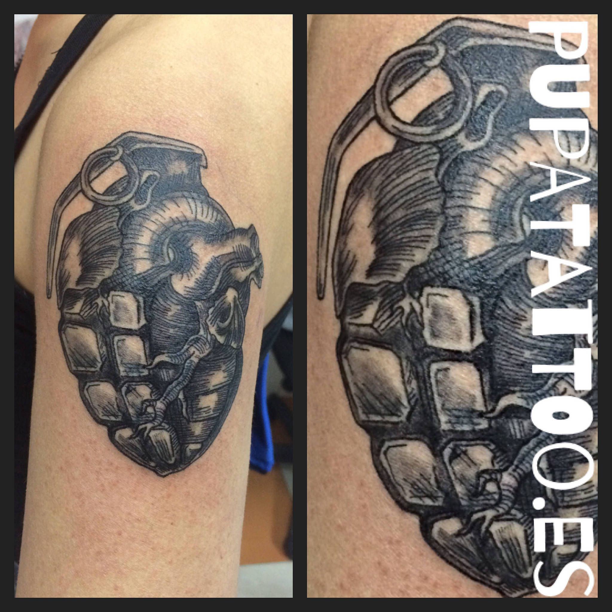 Kalinda Cano Tatuajes tatuajes instagram