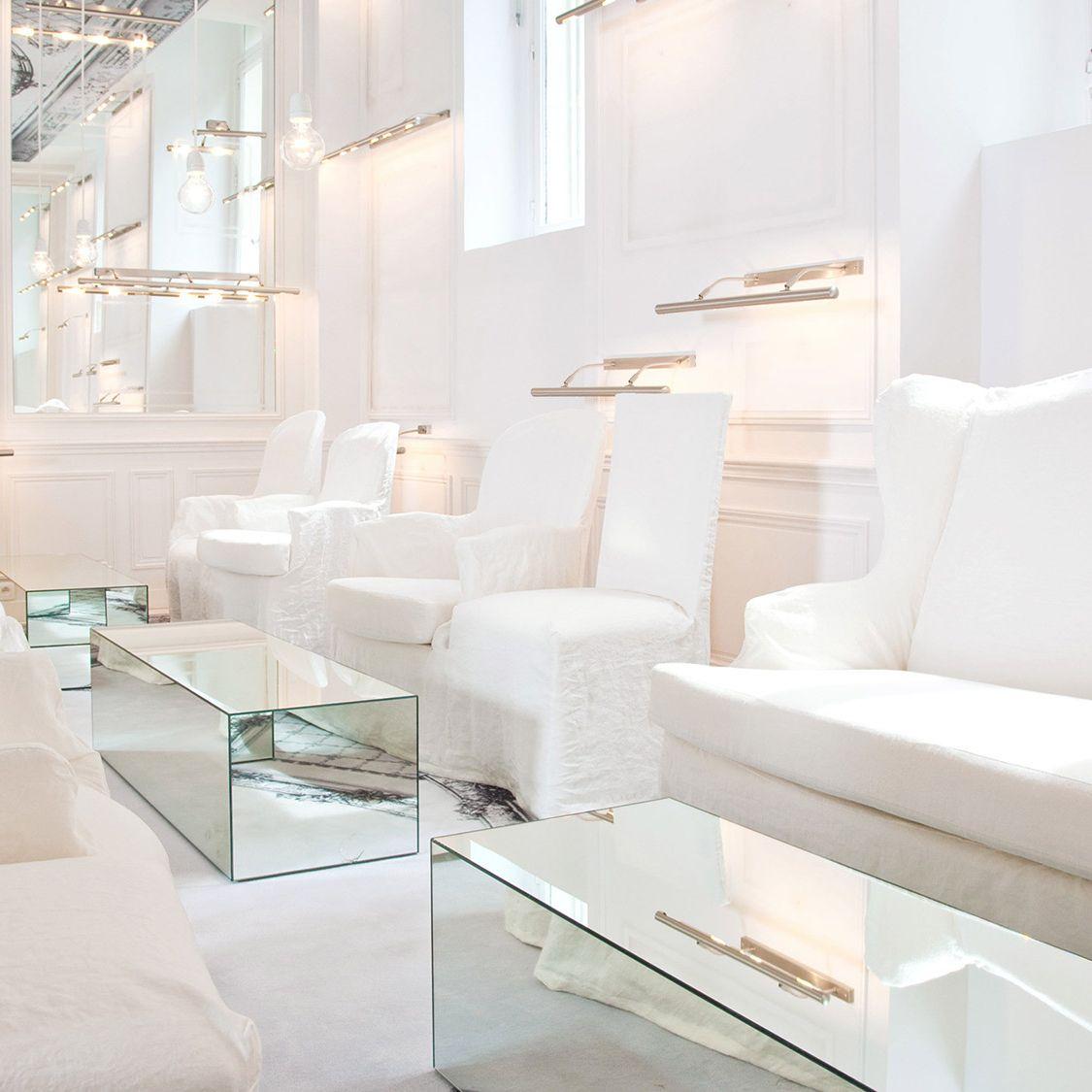 The spa at La Maison Champs Eleysees in Paris.