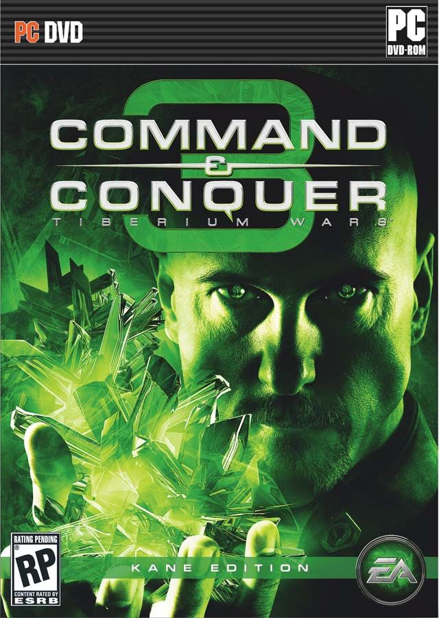 Command and Conquer 3: Tiberium Wars | Video Games | Command