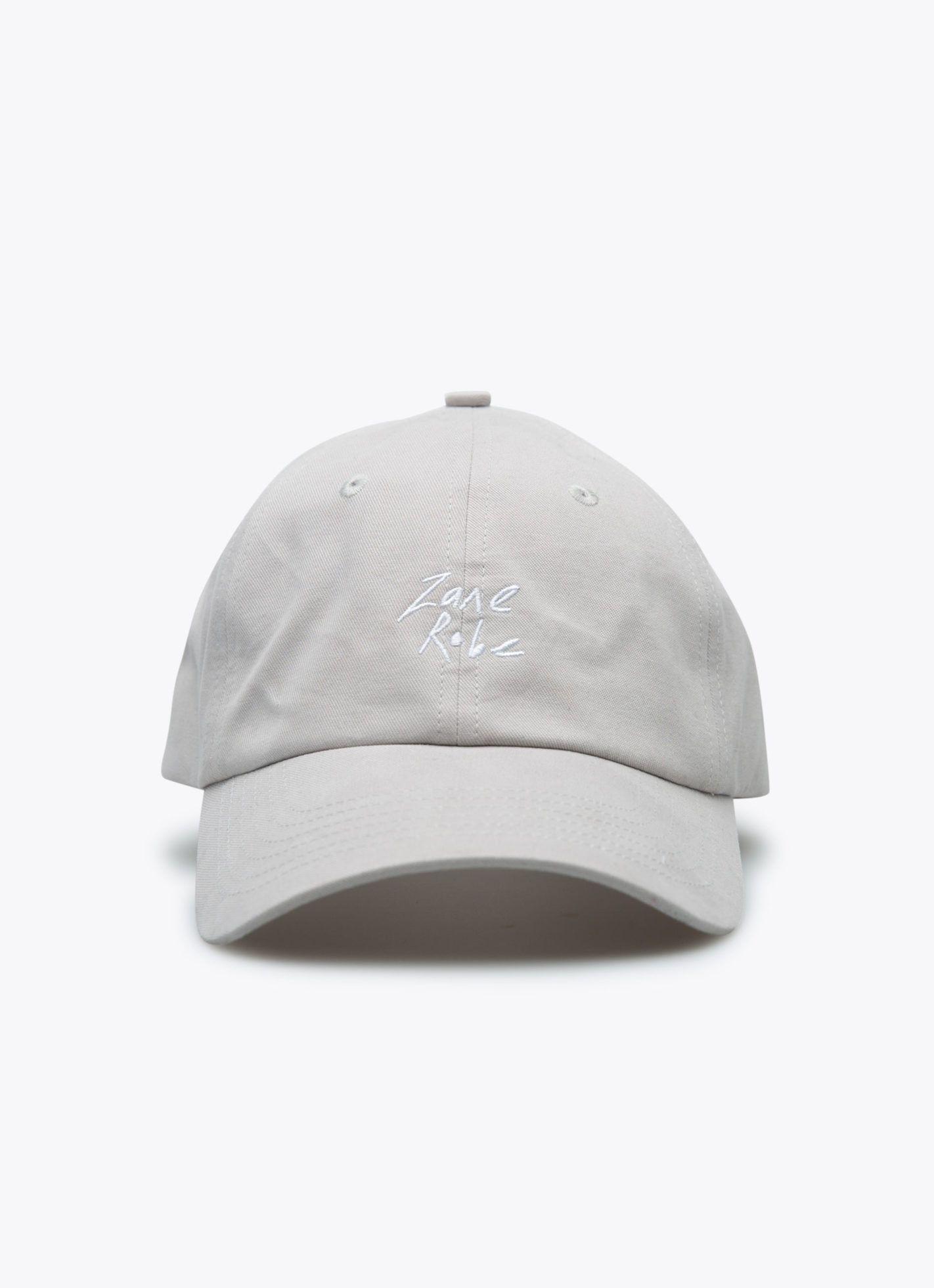 a73ac21b6de Etch curved brim cap - stone