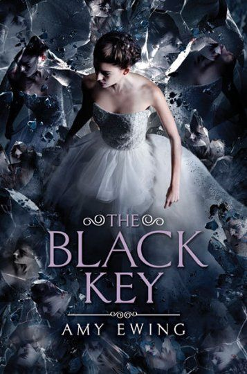 The Black Key (The Lone City, #3): 4/5 stars, great end to the series.