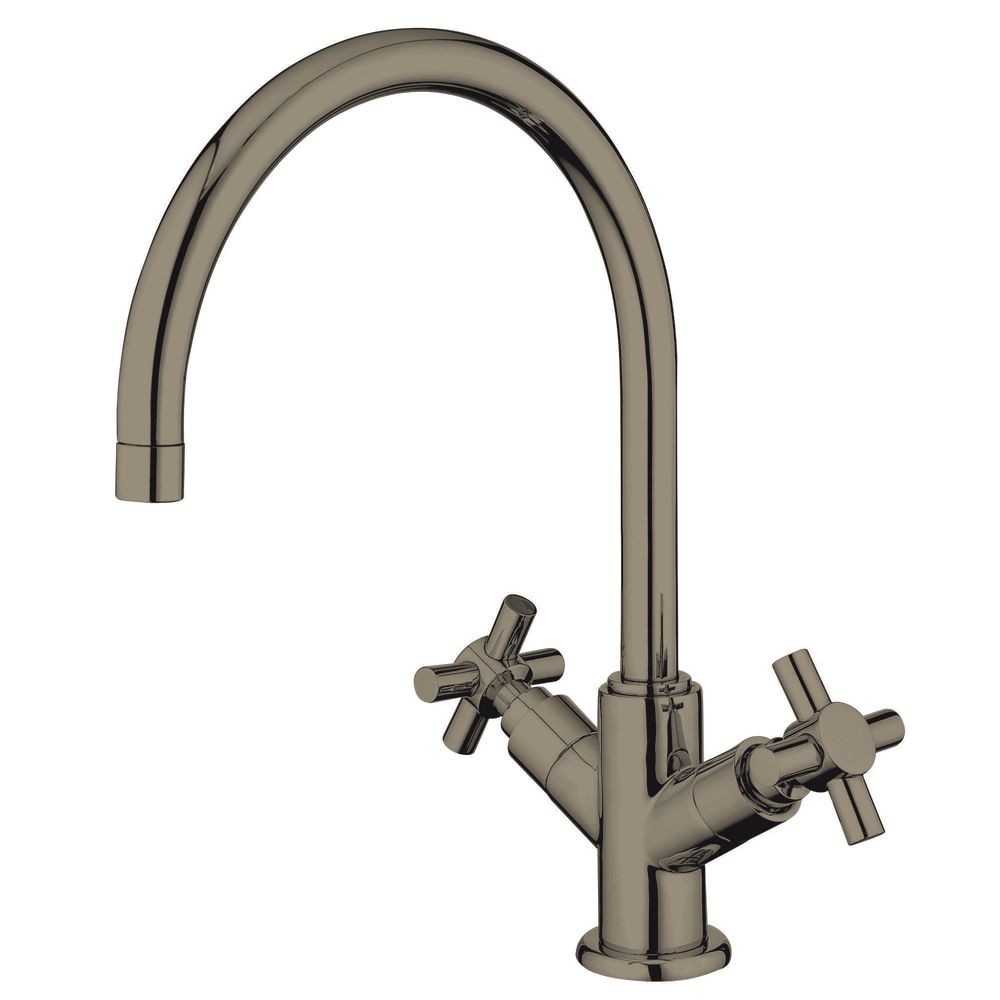 Kingston Brass Ks8758jxls Concord Kitchen Faucet Satin Nickel